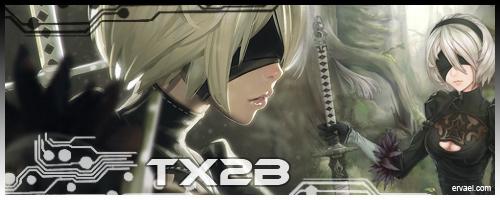 TX2B Tx2b_sign