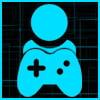 Joueur jeux vidéo